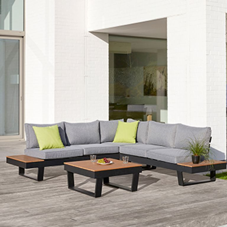 Loungesets met polywood