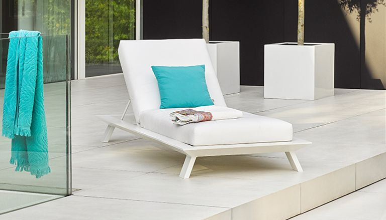 Chaises longues Bristol Luxe
