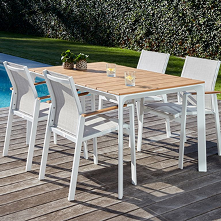 Tuinsets met polywood